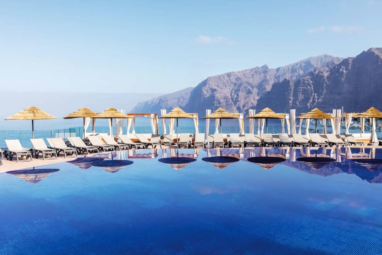 Vue panoramique - Hôtel Barcelo Santiago 4* Tenerife Canaries