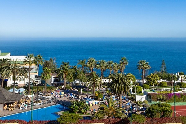 Vue panoramique - Blue Sea Interpalace 4* Tenerife Canaries