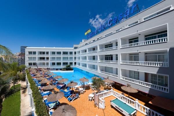 Vue panoramique - Hôtel Blue Sea Lagos De Cesar 4* Tenerife Canaries
