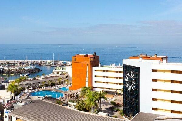 Vue panoramique - Club Coralia Be Live Experience La Niña 4* Tenerife Canaries