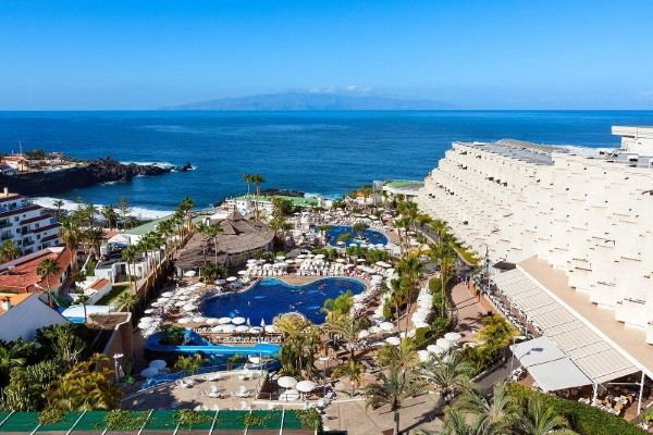 Vue panoramique - Club Coralia Landmar Playa La Arena 4* Tenerife Canaries