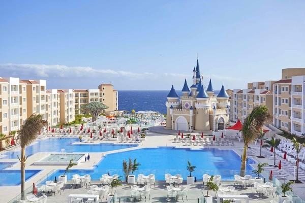 Vue panoramique - Hôtel Fantasia Bahia Principe Tenerife 5* Tenerife Canaries