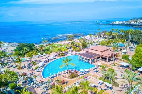 Vue panoramique - Club Framissima Evasion H10 Costa Adeje Palace 4* Tenerife Canaries