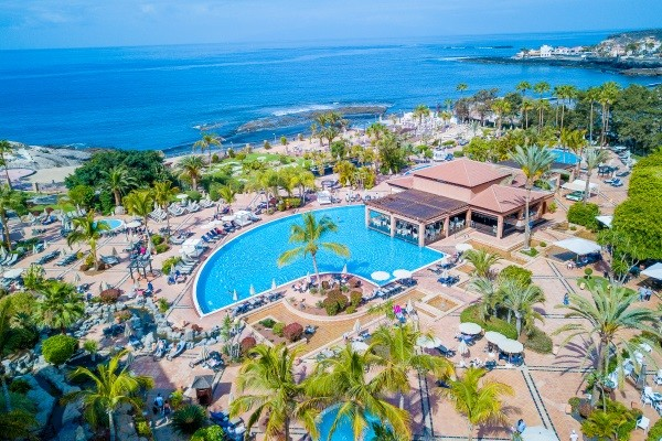 Vue panoramique - Club Framissima H10 Costa Adeje Palace 4* Tenerife Canaries