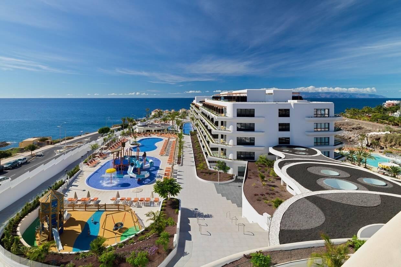 Vue panoramique - Hôtel H10 Atlantic Sunset 5* Tenerife Canaries