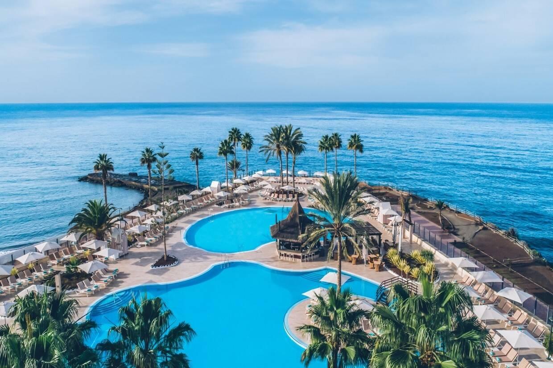 Vue panoramique - Hôtel Iberostar Anthelia 5* Tenerife Canaries