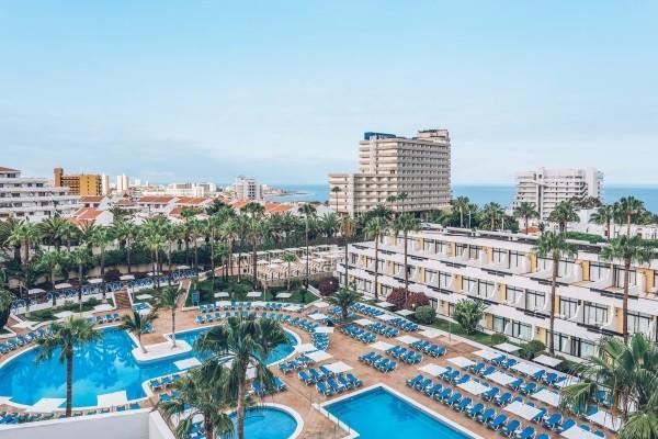 Vue panoramique - Hôtel Iberostar Las Dalias 4* Tenerife Canaries