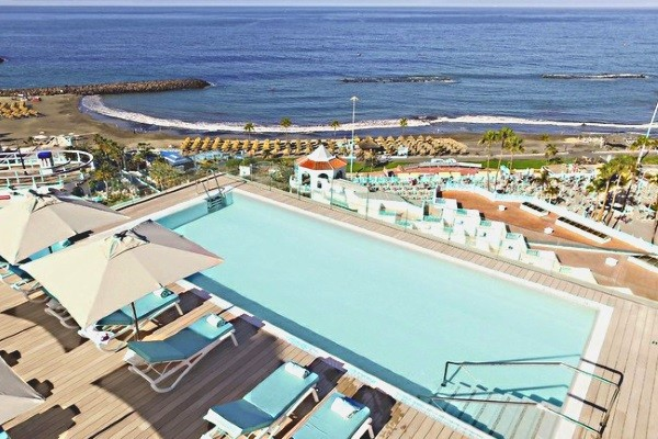 Vue panoramique - Hôtel Iberostar Selection Sabila 5* Tenerife Canaries