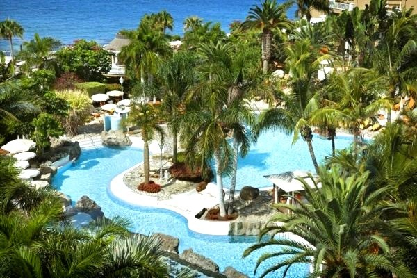 Vue panoramique - Hôtel Jardines de Nivaria- La Collection 5* Tenerife Canaries