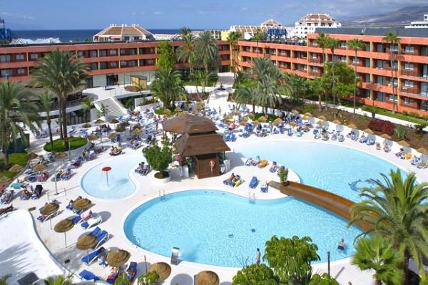 Vue panoramique - Hôtel La Siesta 4* Tenerife Canaries