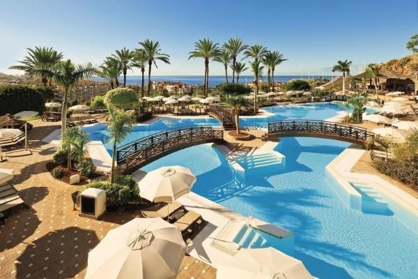 Vue panoramique - Hôtel Melia Jardines Del Teide 5* Tenerife Canaries