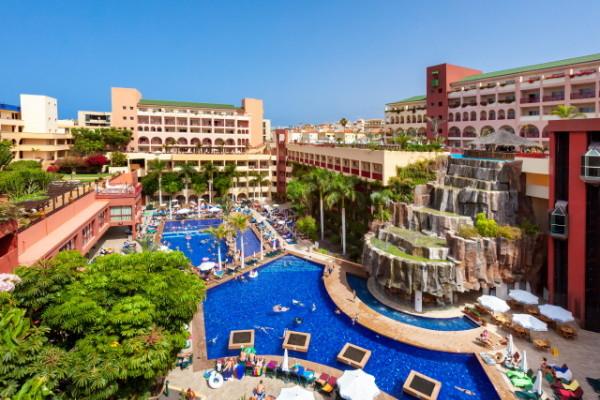 Vue panoramique - Hôtel Mondi Club Best Jacaranda 4* Tenerife Canaries