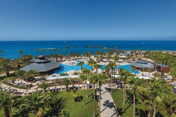 Vue panoramique - Hôtel RIU Palace Tenerife 5* Tenerife Canaries