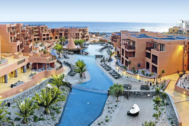 Vue panoramique - Hôtel Sandos San Blas Eco Resort 5* Tenerife Canaries