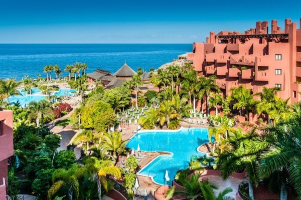 Vue panoramique - Hôtel Sheraton La Caleta Resort & Spa 5* Tenerife Canaries