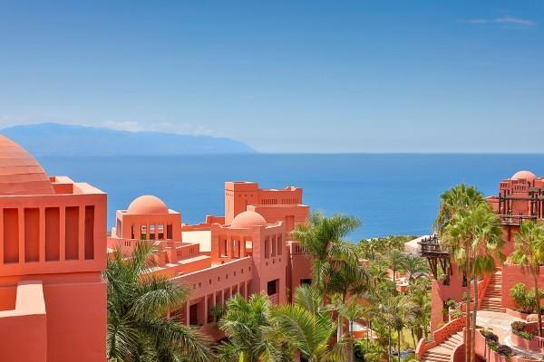 La vue sur la mer - The Ritz Carlton Abama