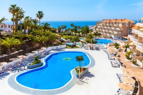 Vue panoramique - Tropical Park 2* Tenerife Canaries