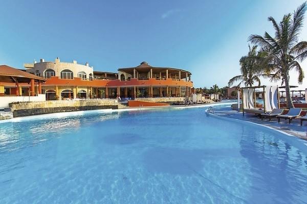 Piscine - Hôtel Club Jet Tours Royal Boa Vista 4* Ile de Boavista Cap Vert