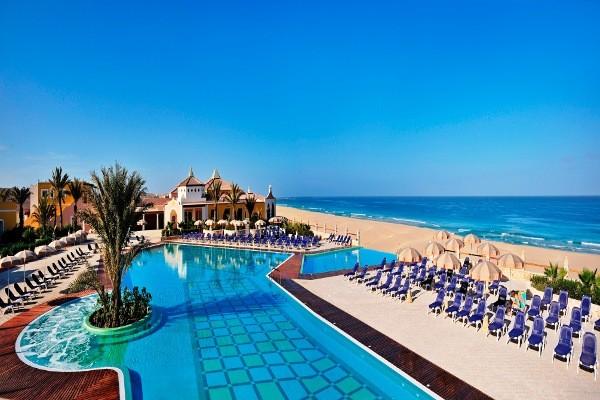 Piscine - Hôtel Top Clubs Iberostar Boa Vista 5* Ile de Boavista Cap Vert