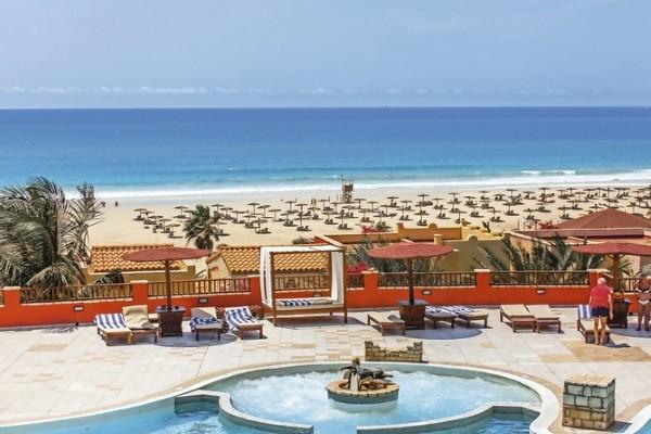 Plage - Hôtel Club Jet Tours Royal Boa Vista 4* Ile de Boavista Cap Vert