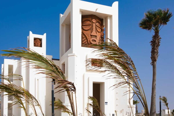 Facade - Hôtel Riu Palace Santa Maria 5* Ile de Sal Cap Vert