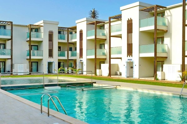 Piscine - Hôtel Halos Casa Resort 4* Ile de Sal Cap Vert