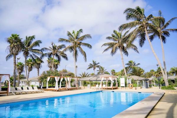 Piscine - Club Heliades Oasis Belorizonte 4* Ile de Sal Cap Vert
