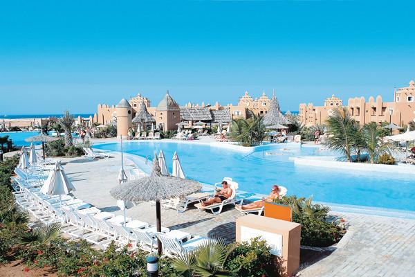 Piscine - Club Héliades Riu Funana Resort 5* Ile de Sal Cap Vert