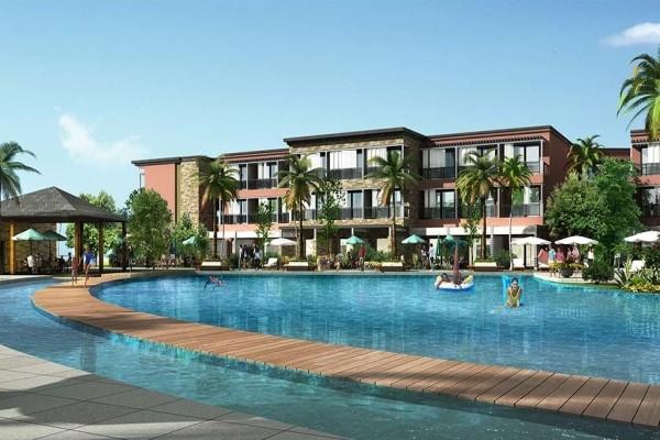 Piscine - Hôtel Hilton Cabo Verde Sal Resort 5* Ile de Sal Cap Vert