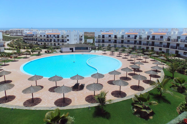 Piscine - Hôtel Melia Dunas Beach Resort 5*