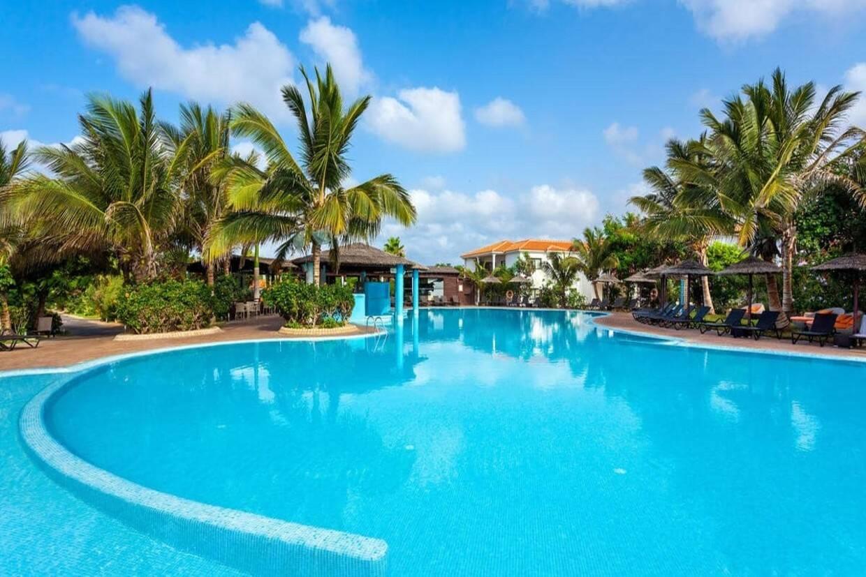 Piscine - Mélia Tortuga Beach 5* Ile de Sal Cap Vert