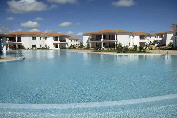 Piscine - Hôtel Mélia Tortuga Beach 5* Ile de Sal Cap Vert