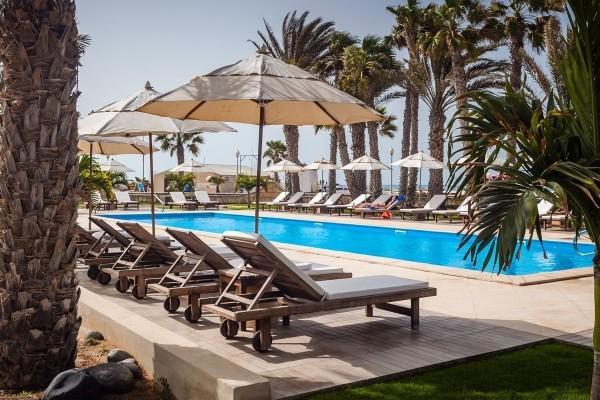 Piscine - Hôtel Morabeza 4* Ile de Sal Cap Vert