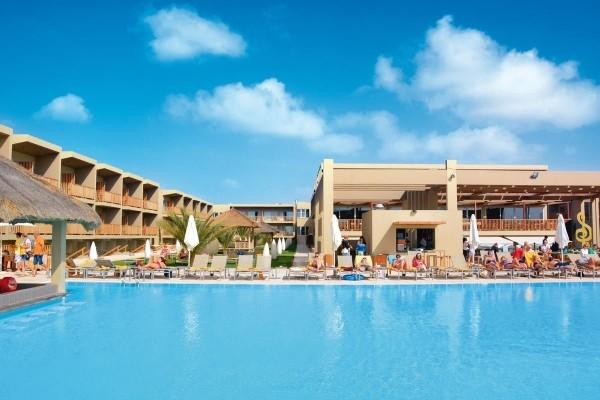 Piscine - Hôtel Oasis Salinas Sea 5* Ile de Sal Cap Vert
