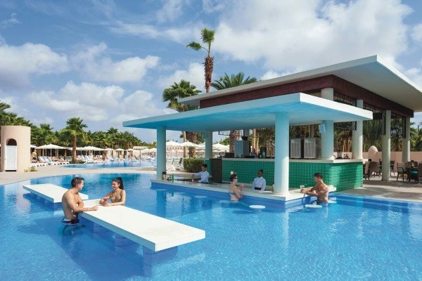Piscine - Hôtel Riu Palace Cabo Verde 5* Ile de Sal Cap Vert