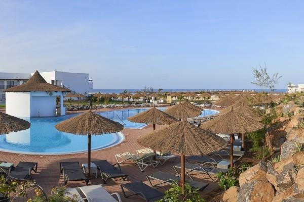 Piscine - Hôtel Tui Sensimar Cabo Verde 5* Ile de Sal Cap Vert