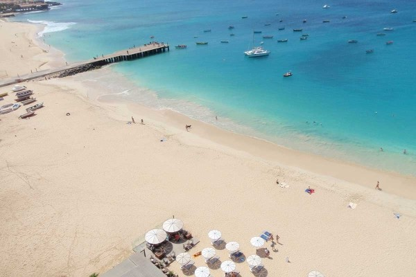 Plage - Hôtel Morabeza 4* Ile de Sal Cap Vert