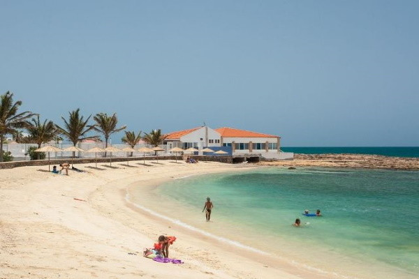 Plage - Hôtel Murdeira Village Resort 4* Ile de Sal Cap Vert