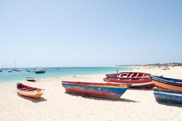 Plage - Oasis Salinas Sea 5* Ile de Sal Cap Vert