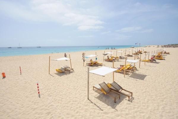 Plage - Hôtel Oasis Salinas Sea 5* Ile de Sal Cap Vert