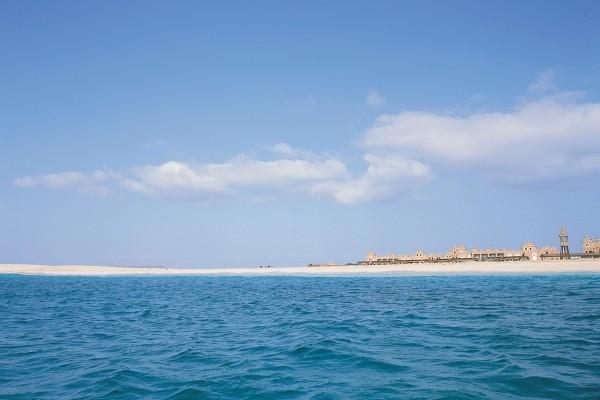 Plage - Hôtel RIU Palace Cabo Verde 5* Ile de Sal Cap Vert