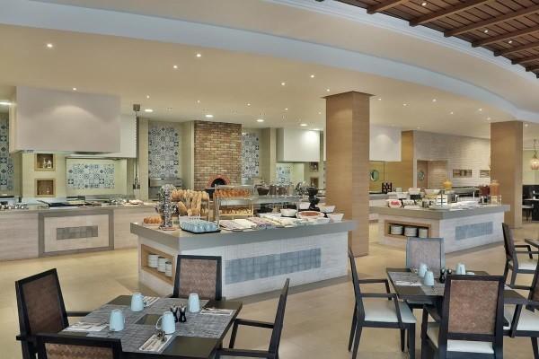 Restaurant - Hôtel Hilton Cabo Verde Resort 5* Ile de Sal Cap Vert