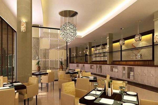Restaurant - Hôtel Melia Dunas Beach Resort 5* Ile de Sal Cap Vert