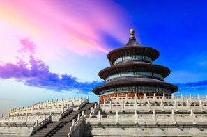 Chine-Pekin, Séjour libre à Pékin