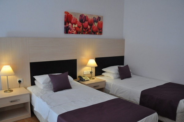 Chambre - Hôtel Manolya 3* Ercan Chypre