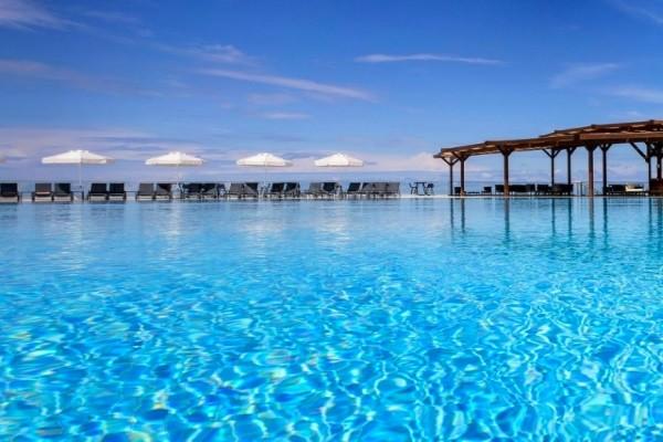 Piscine - Hôtel Elexus 5* Ercan Chypre