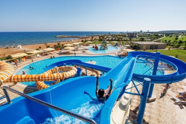 Piscine - Hôtel Noah's Ark Spa & Casino 5* Ercan Chypre