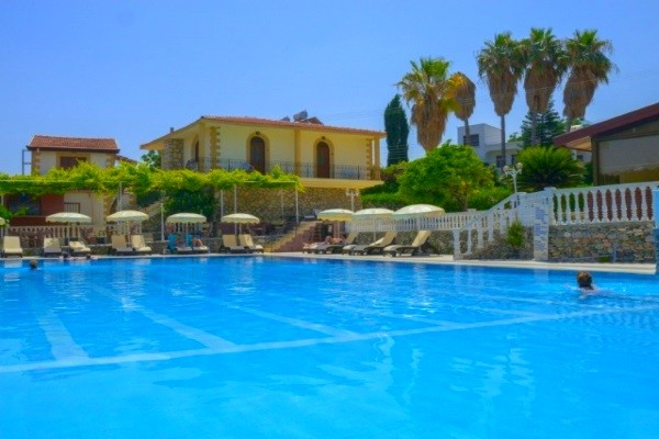 Piscine - Hôtel Riverside Garden Resort 4* Ercan Chypre