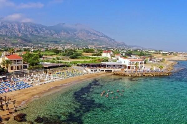 Plage - Hôtel Riverside Garden Resort 4* Ercan Chypre