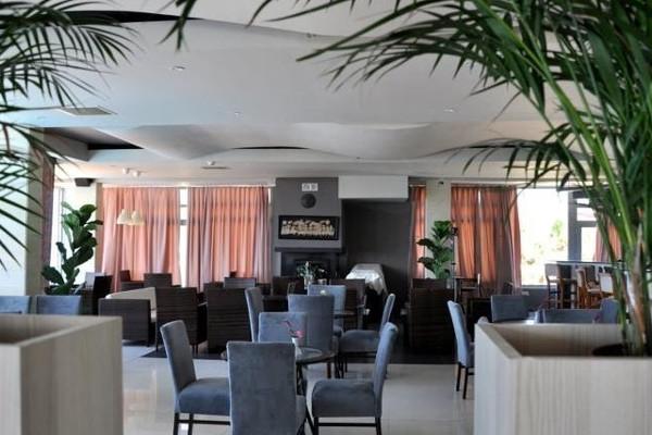 Restaurant - Hôtel Manolya 3* Ercan Chypre